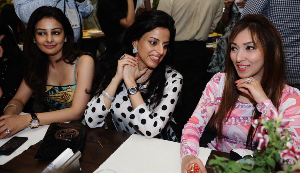 Pooja Gogia  Aditi Luthra and Sangeeta Bhuyan Mehta