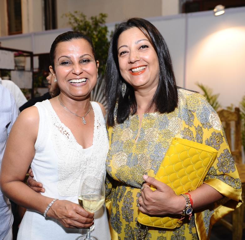 Rashmi Virmani and Neelam Pratap Rudy