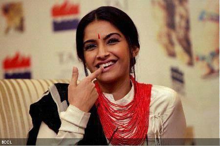 Sonam Kapoor wearing the same piece