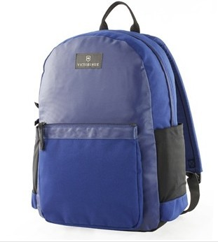 everyday backpack-blue