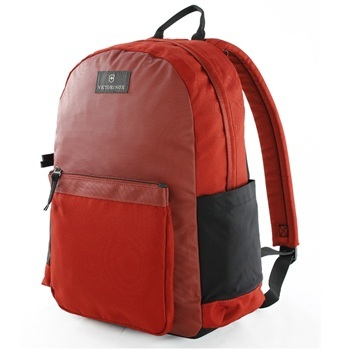 everyday backpack-red