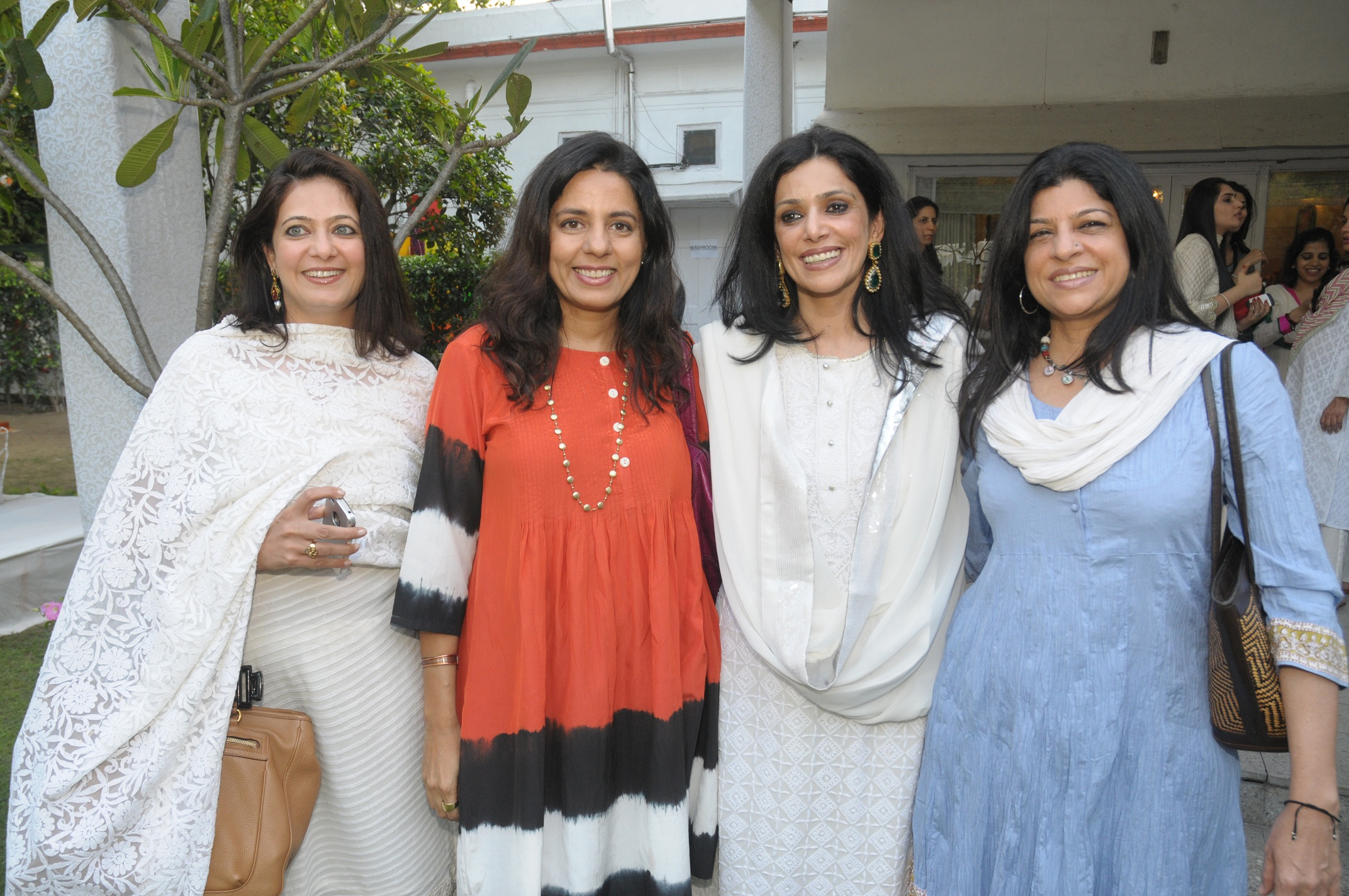 Neety Singh With Freinds at the launch event of Woman-The Real Jewel-a tribute to Nanhi Chaan's woman empowerment ini_