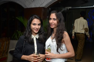 Shivani & Taruli Narula at the announcement of ExpoRivaSchuh India Third Edition