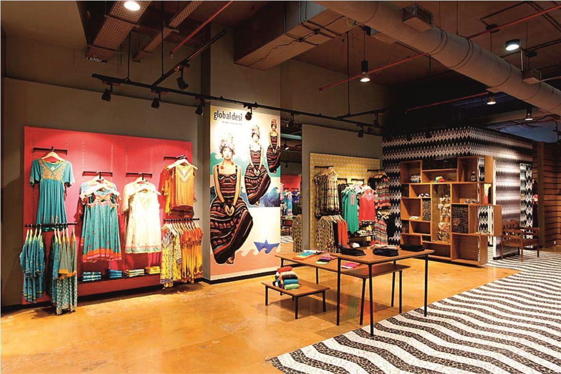 Global Desi store