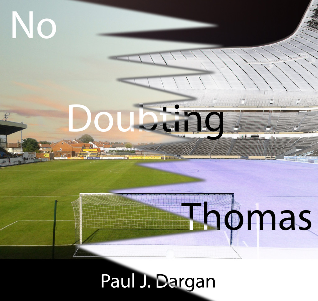 No Doubting Thomas cover