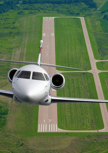 Dassault Aviation Unveils Falcon 5x New Advanced