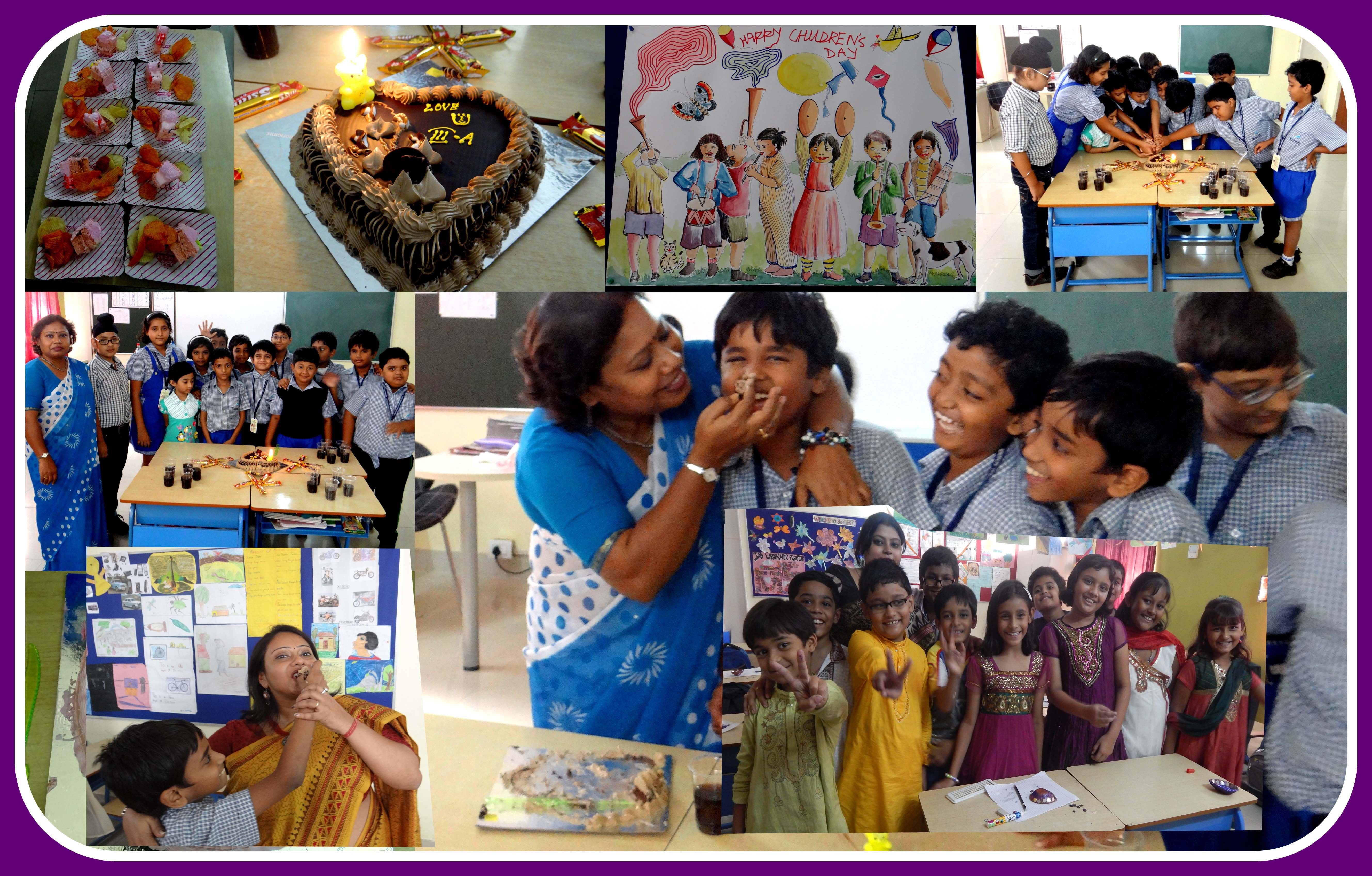 Childrens day collage 1