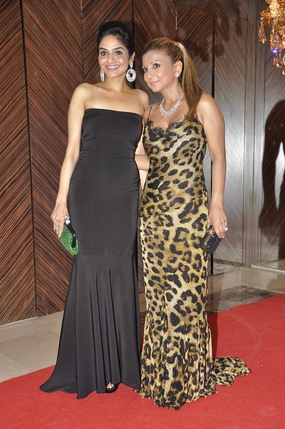 Madhoo and Ramona Narang
