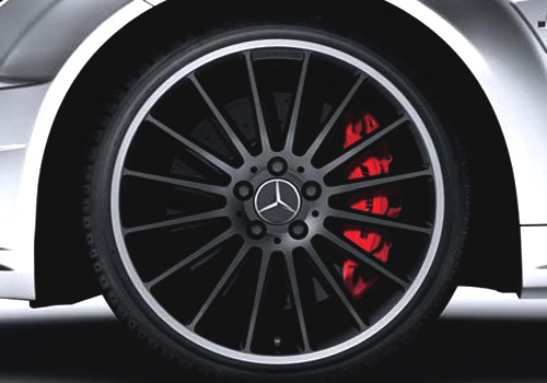 Mercedes benz to celebrate sale of 10 million c class for Mercedes benz mag wheels