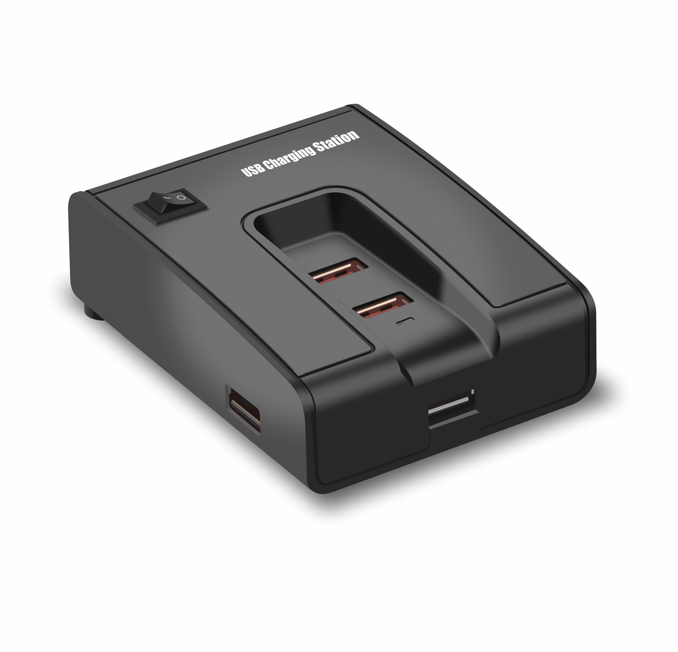Five Port USB Charging Station A Perfect Solution For