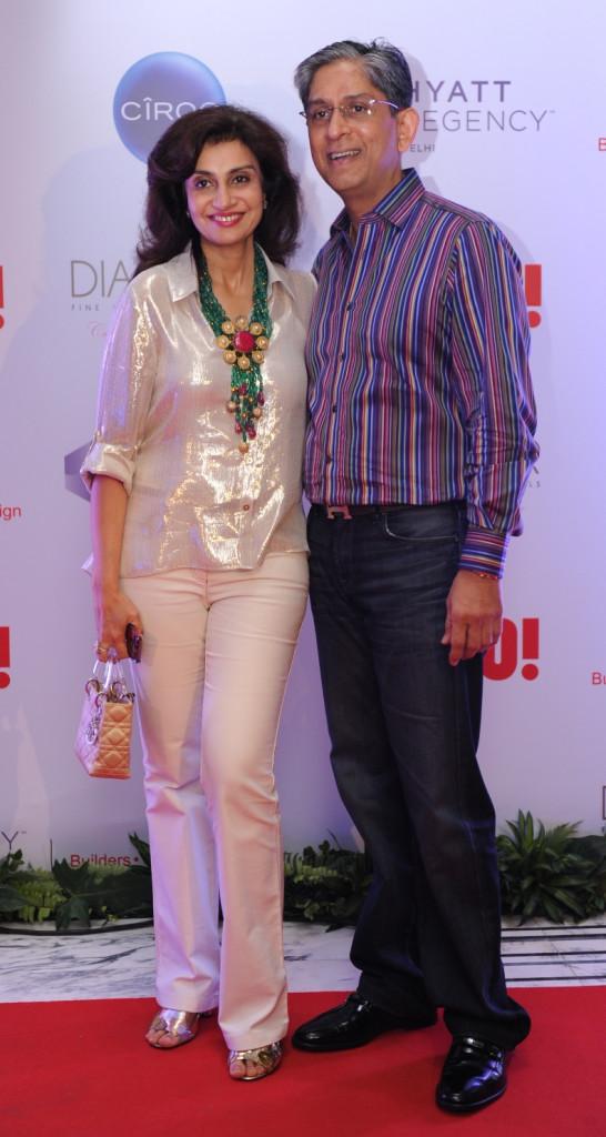 Pav and Tarun Kapoor