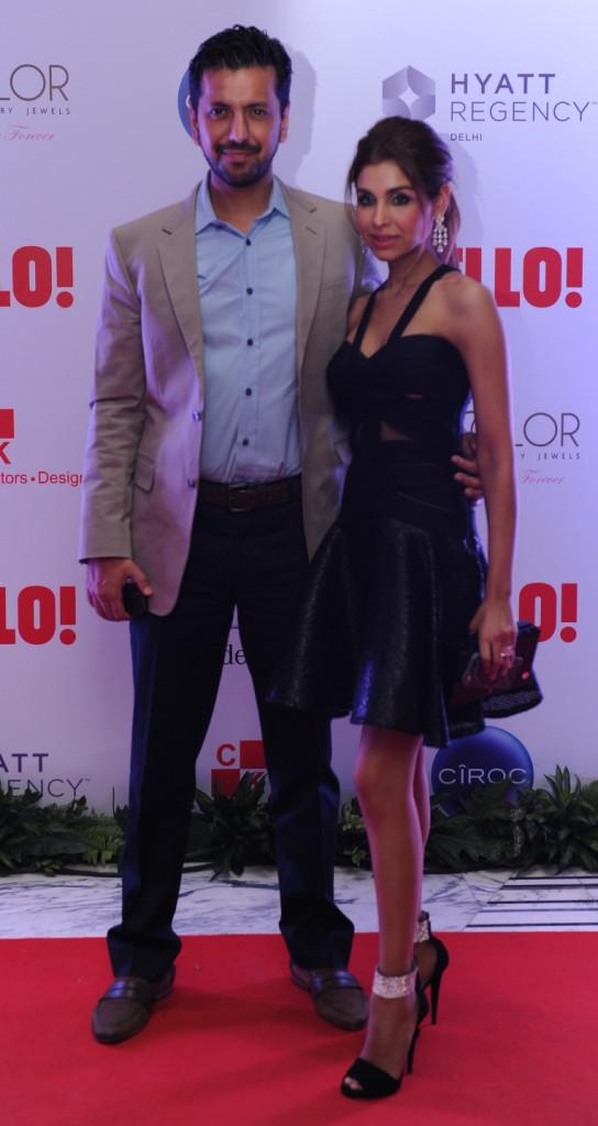 Sanjit and Niamat Bakshi