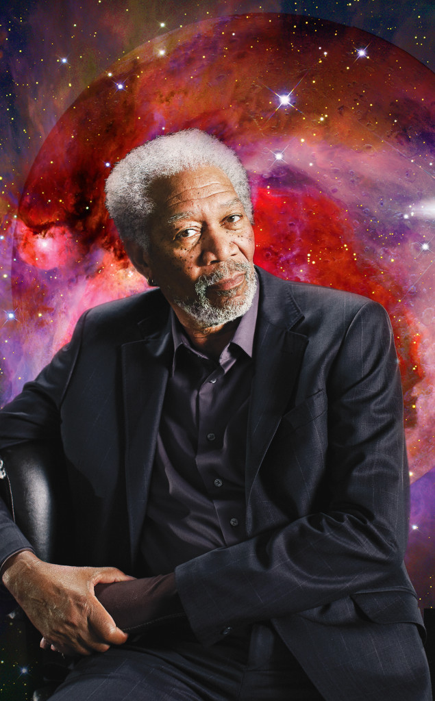 Watch Throught the Wormhole with Morgan Freeman only on Discovery Science
