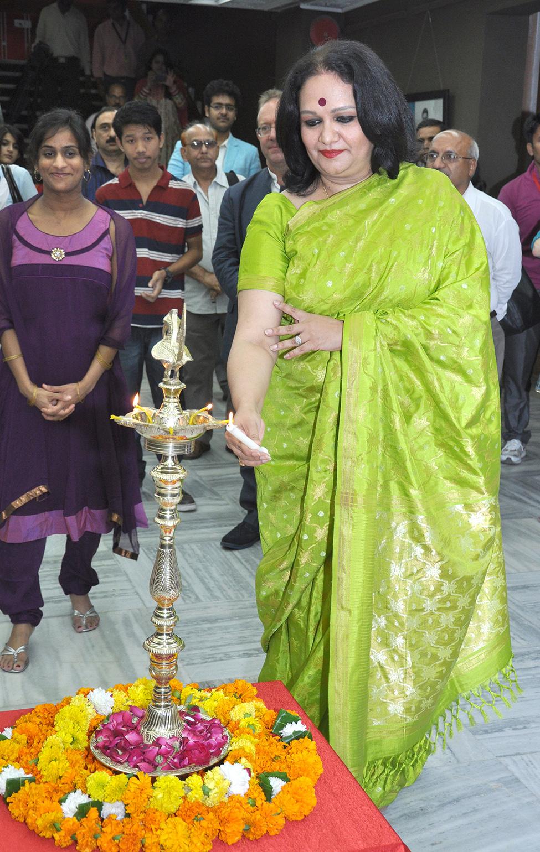 Delhi International Arts Festival Prathibha Prahlad