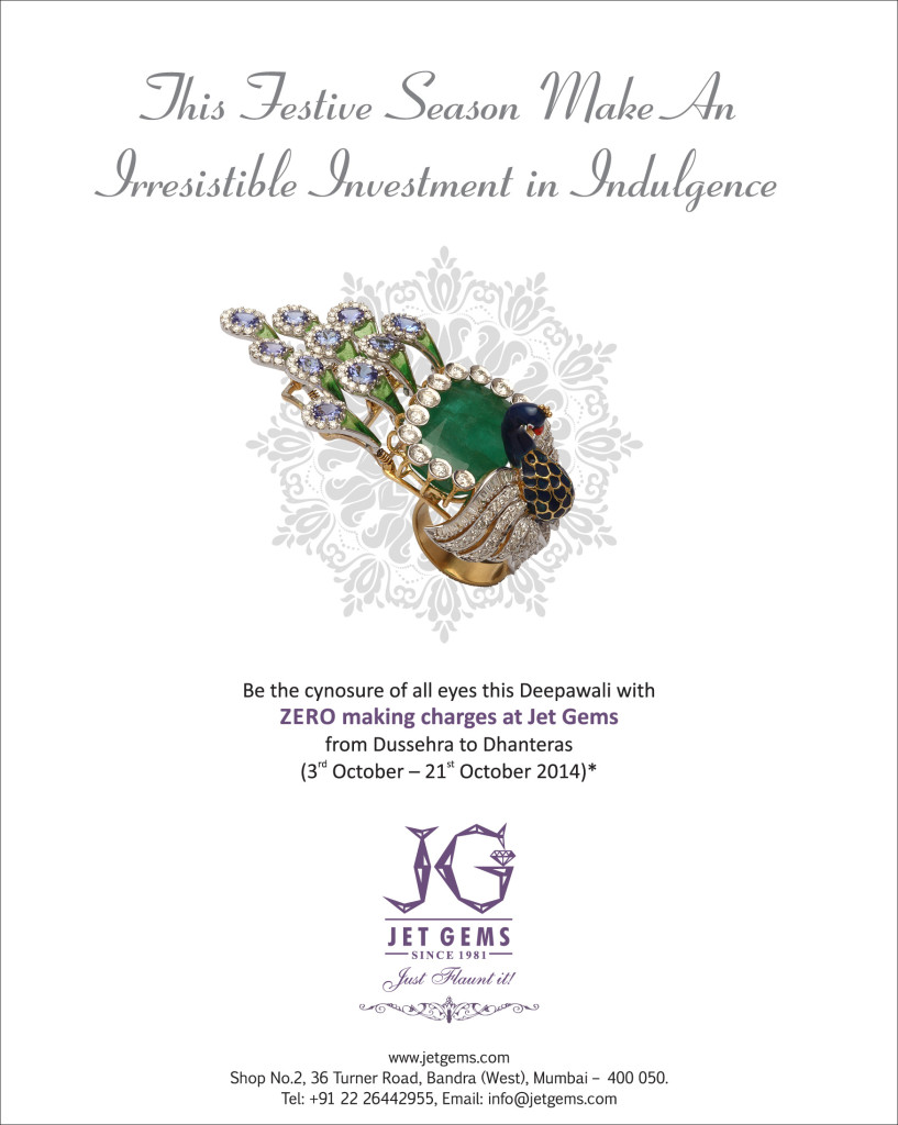 JetGems Diwali offer