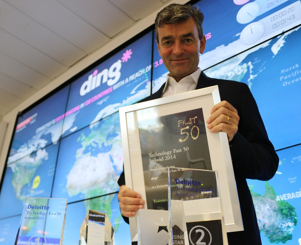 Mark Roden Deloitte Awards