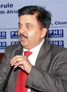 Dalip Sharma  Director  PHD Chamber.