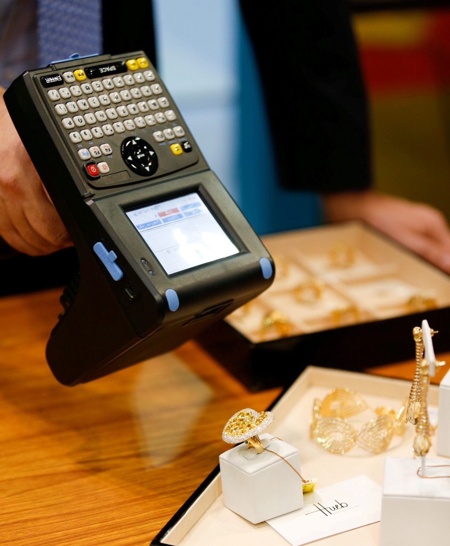 Tagit RFID Solutions DIJW 2014