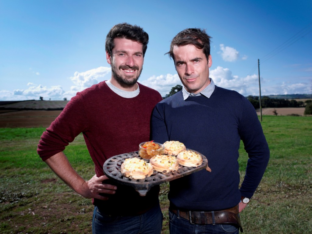 FABULOUS BAKER BROTHERS, THE: A BITE OF BRITAIN