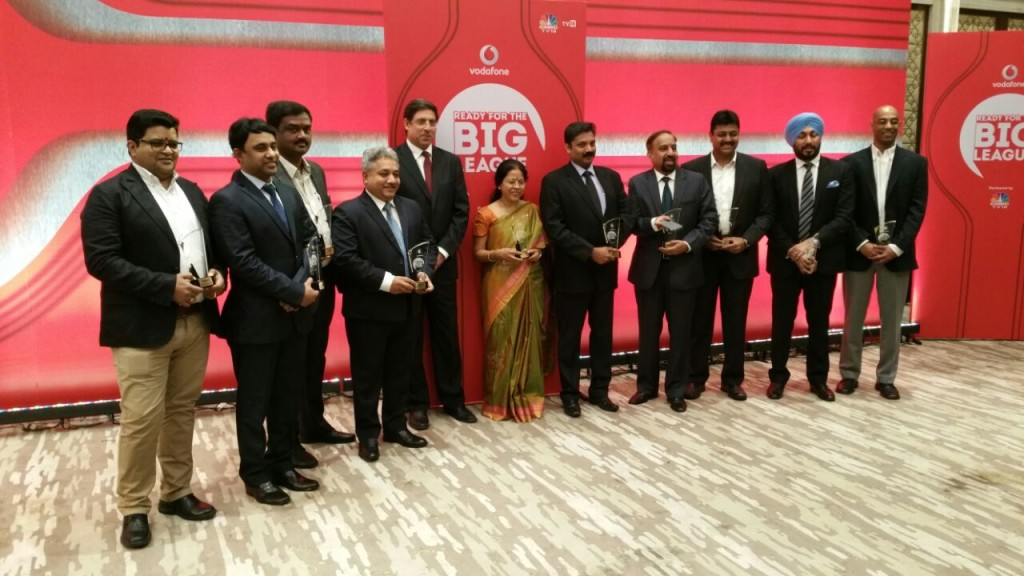 Naveen Chopra  director  Vodafone business services   Sanjeev Gupta  Managing Director  Global Advertisers & others a_