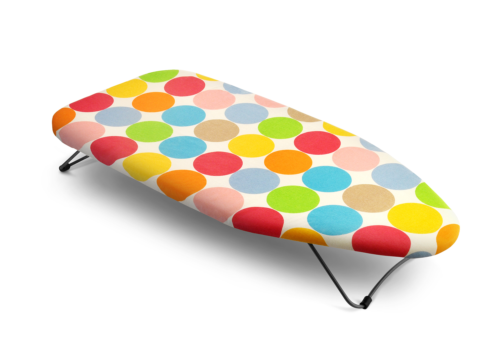 For space savers home utility products maker bonita brings mini table top ironing board - Ironing board for small spaces decor ...