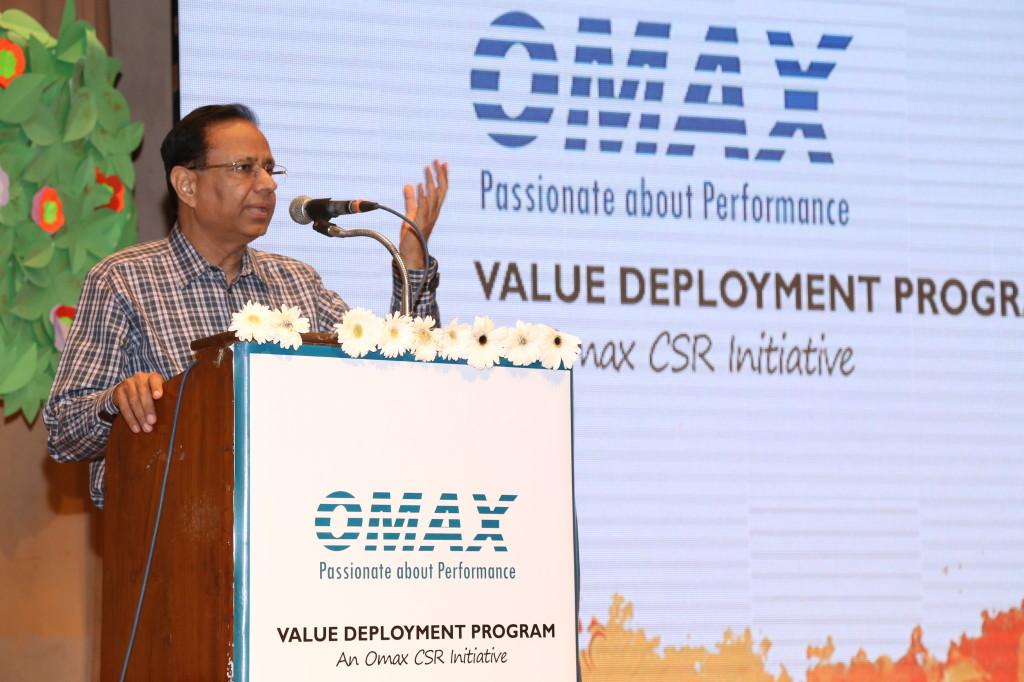 Mr. Jatender Kumar Mehta  Managing Director  Omax Autos
