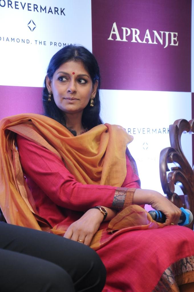 Nandita Das at Forevermark event