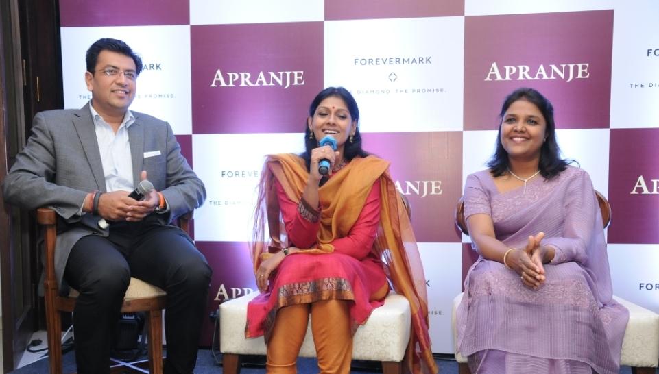 Sachin Jain  President  Forevermark Nandita Das and Ambika Narain  Director  A_