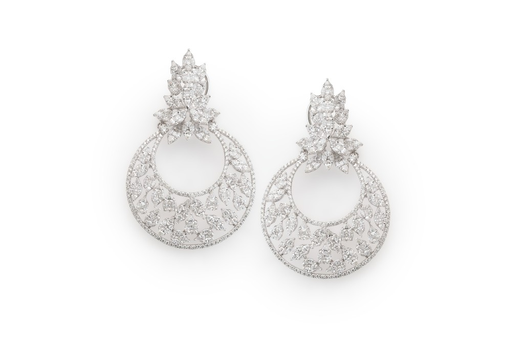 Earrings from Jet Gems