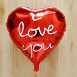 Heart foil Balloons Rs.99