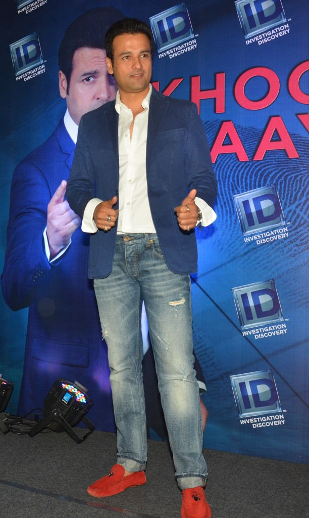 ID launches Khooni Saaya with Rohit Roy_Pic a