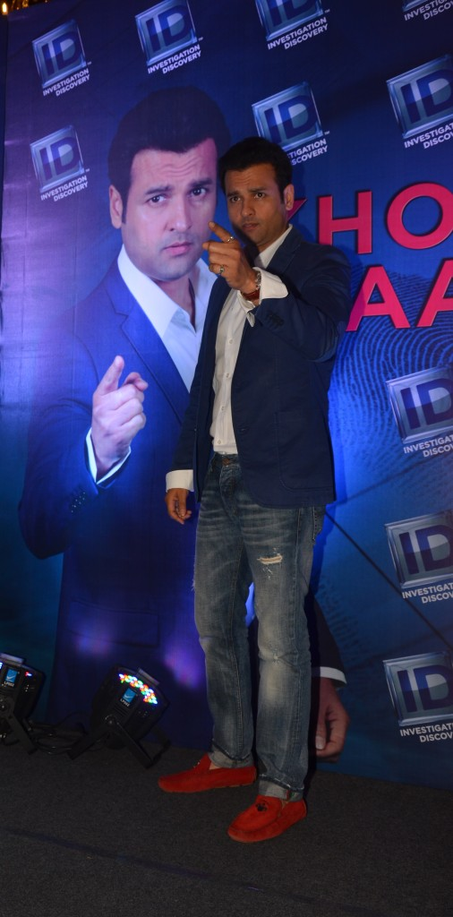 ID launches Khooni Saaya with Rohit Roy_Pic b