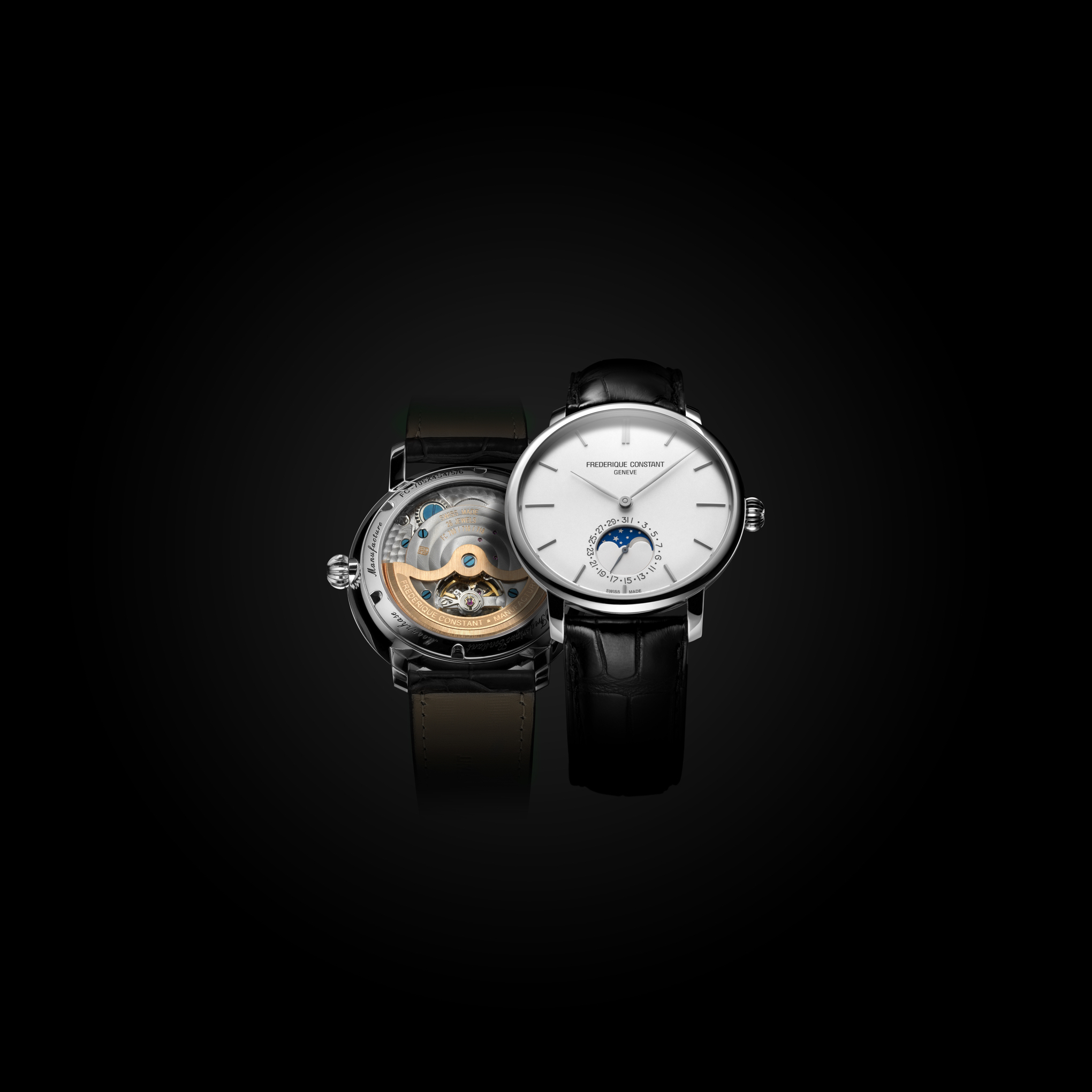 FC-705S4S6_ManufactureSlimlineMoonphase_Links_Visual