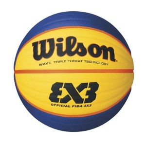 Wilson FIBA 3X3 Basketball (PRNewsFoto/Wilson Sporting Goods Co.)