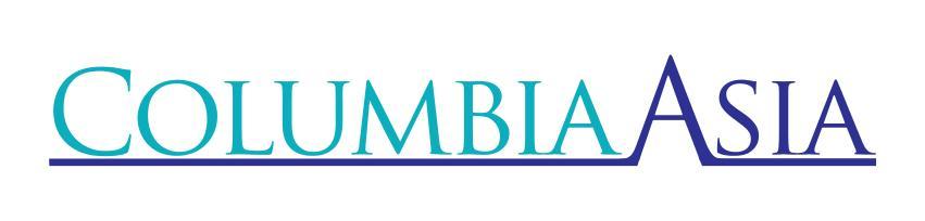 Columbia Asia Logo