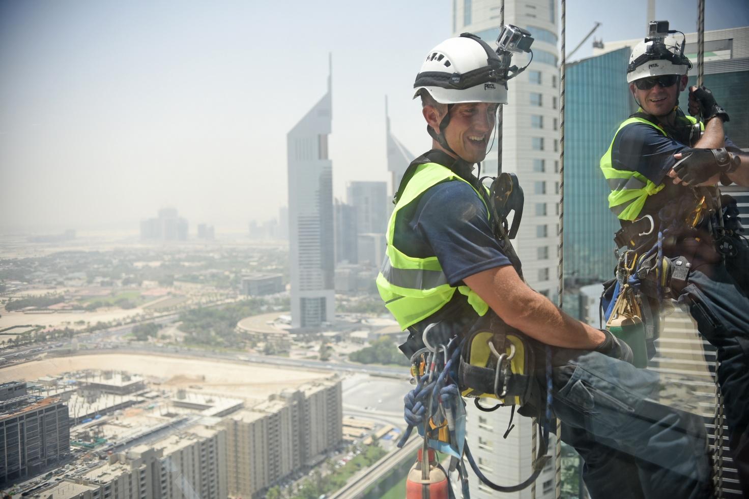 Littlewood and How - Conrad Hotel Dubai - Copy