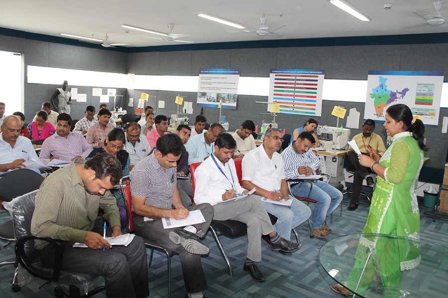 ATDC  TOT Academy conducts workshop on Skill Knowledge Enhancement (SKE)