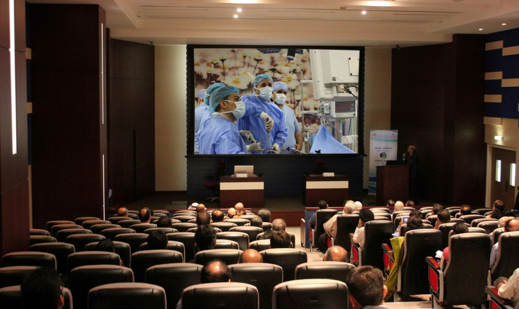 Live Bariatric Surgery Demonstration