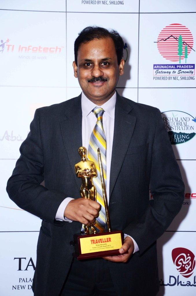 Mr. Vaibhav Dayal MD PRIM Resorts