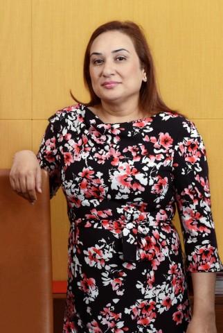 Ms. Zanubia Shams  CEO  Zulekha Healthcare Group