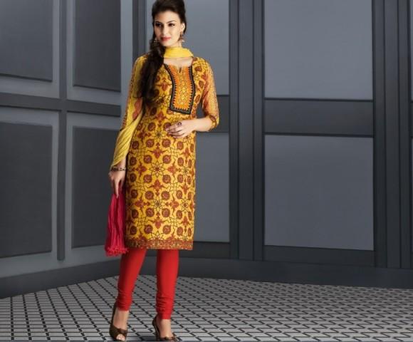 Soch_Iris - Chudidhar_Price Rs. - 2498