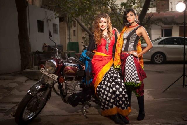 Festive collection by Designer Anuradha Ramam 5