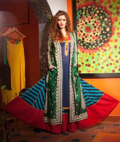 Festive collection by Designer Anuradha Ramam 6