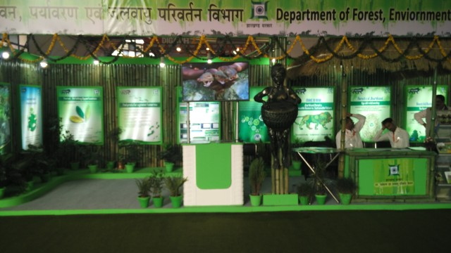 Jharkhand Pavilion_Department of Forest  Environment & Climate change