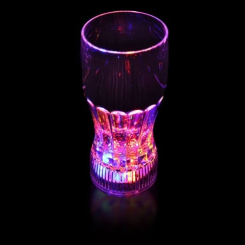LED Beverage Glass