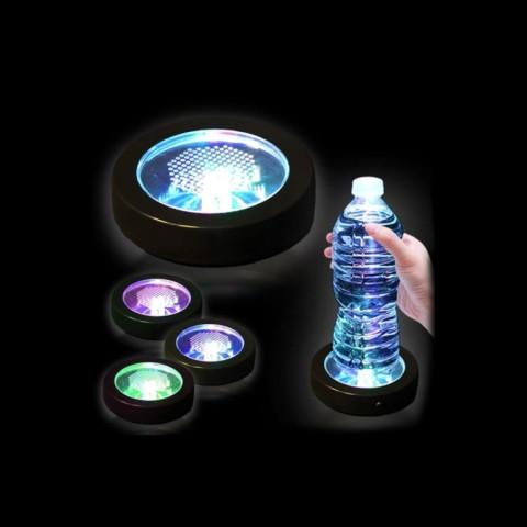 LED coasters