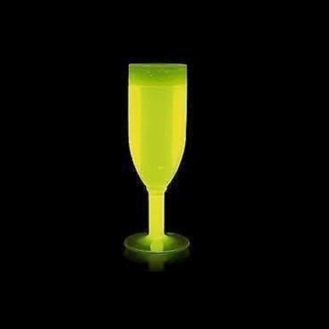 LED glowing Glass