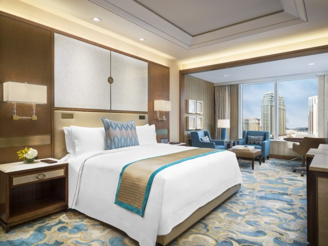 St.Regis Macao Cotai Central_Cotai Deluxe King Room