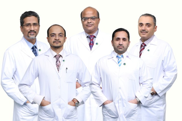 Zulekha Hospital Bariatric Surgical Team