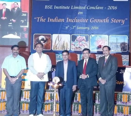 BSE Institute Ltd Conclave 2016